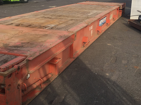 Flat Rack Rentals | Temporary Bridge | Bellingham