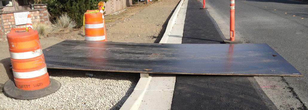 Steel Road Plate Rentals | Bellingham
